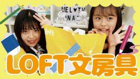 【文房具】新学期にぴったりな文房具をLOFTで5000円分購入&紹介!