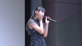 12 Moegi(→Wonderland)『シャボン玉(モーニング娘。)』2019.8.24 渋谷アイドル劇場 JSJCアイドルソロ夏休みSP