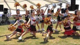 2019.05.04 キッズチアダンスサークル Candy Girls(キャンディーガールズ選抜クラス)@碧南市ふれあいフェスタ