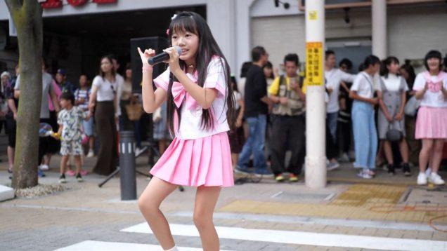2019-07-07 甲府七夕祭り(かすがもーる通り) FUJI SAKURA塾 かれん 『ロマンティック浮かれモード』