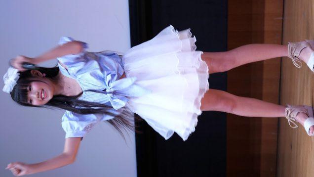 2019-08-24 渋谷アイドル劇場 JSJCアイドルソロ夏休みSP SPATIO KIDS さき 『私、アイドル宣言』 【縦画面】【4K60p】