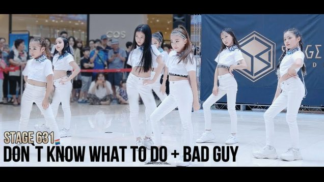 스테이지631 | Don't Know What to do 블랙핑크 + Bad guy – Billie Eilish @ Stage631 버스킹 | Filmed by lEtudel