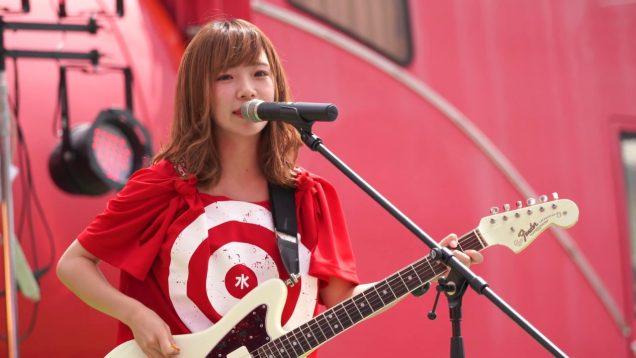 Carya(カーヤ) アイドル水かけ祭り2019in 北上アメリカンワールド(岩手)