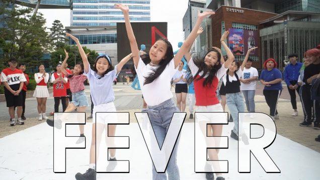 여자친구(GFRIEND) – 열대야(Fever) 안무 Dance Cover 「KPop in Public」