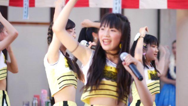 IM Zip(アイムジップ) 「恋するフォーチュンクッキー」(AKB48) 千成地蔵七夕祭り マルチカメラ(パターン A) 2019年7月28日