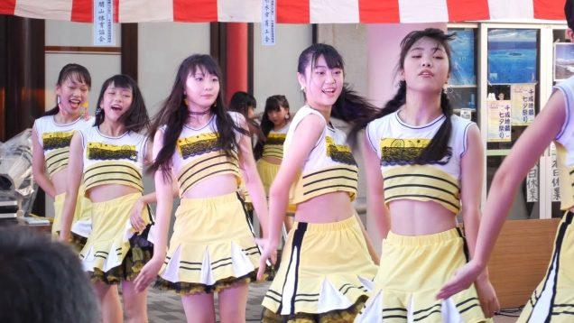 IM Zip(アイムジップ) 「BBoom BBoom」(MOMOLAND) 千成地蔵七夕祭り マルチカメラ(パターン B) 2019年7月28日