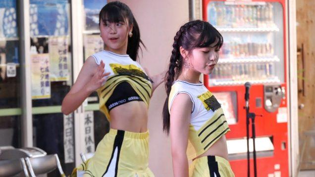 IM Zip(アイムジップ) 「BBoom BBoom」(MOMOLAND) 千成地蔵七夕祭り マルチカメラ(パターン A) 2019年7月28日