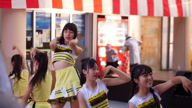 IM Zip(アイムジップ) 「Red Flavor」(Red Velvet) 千成地蔵七夕祭り マルチカメラ(パターン A) 2019年7月28日