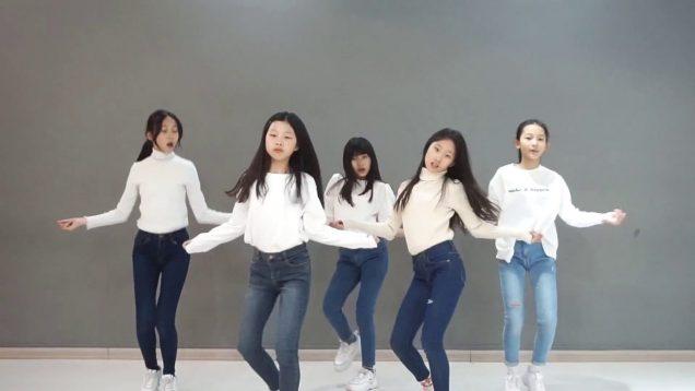 「K-Pop Choreo」 효린,창모 – Blue Moon Choreography Dance / Orange Landy Crew(오렌지랜디)