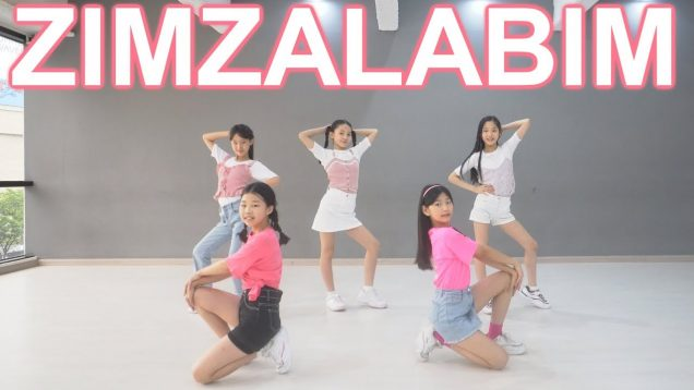 「K-Pop」 초등학생이 추는 Red Velvet (레드벨벳) – ZIMZALABIM (짐살라빔) Dance Cover