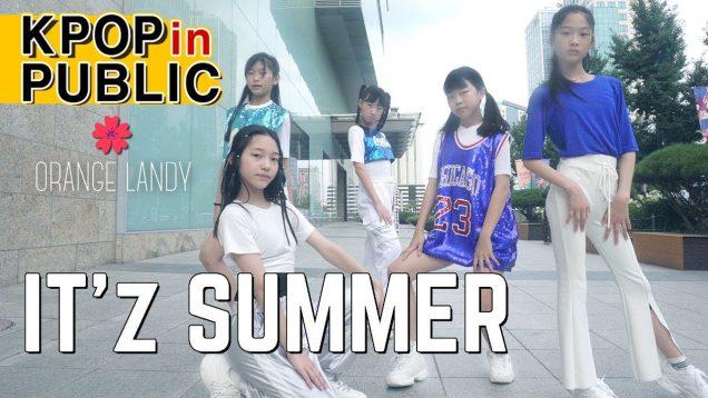 「KPop in Public」 ITZY(있지) – IT`z SUMMER Dance Cover / 잇즈썸머 안무