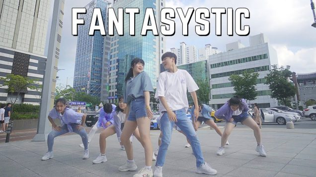 「KPop in Public」 펜타곤 (PENTAGON) – 판타지스틱 (Fantasystic) 안무 Dance Cover