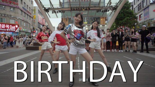 「KPop in Public」 전소미(Somi) – Birthday Dance Cover 벌스데이 안무