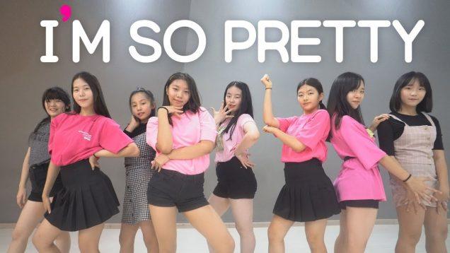 NATURE(네이처) – 내가 좀 예뻐(I`m So Pretty) 안무 Dance Cover 「KPop」