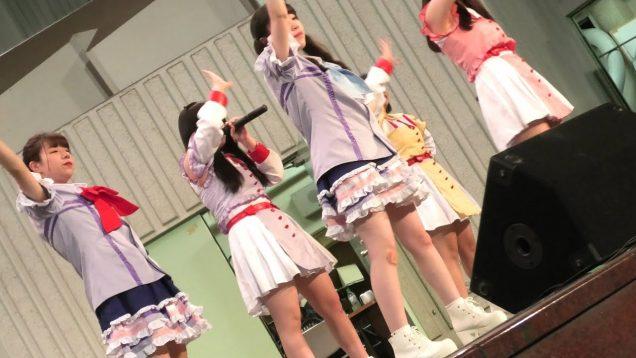 いえったいがーばぶみわいぱー 2019/09/18 @上野公園水上音楽堂 idol campus vol.100