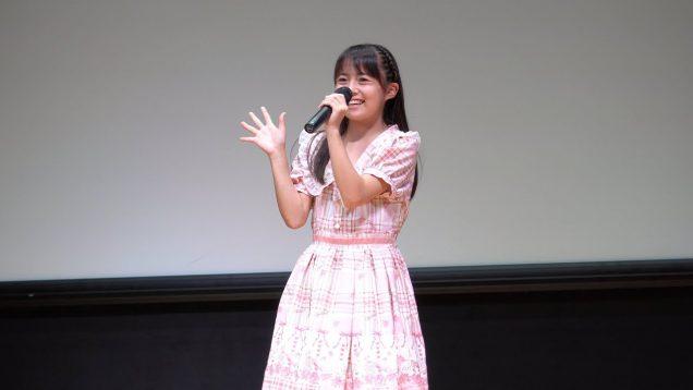 【4K】松本海(ホワイトキャンパス) JS&JCアイドルソロSP @渋谷アイドル劇場 2019.08.31