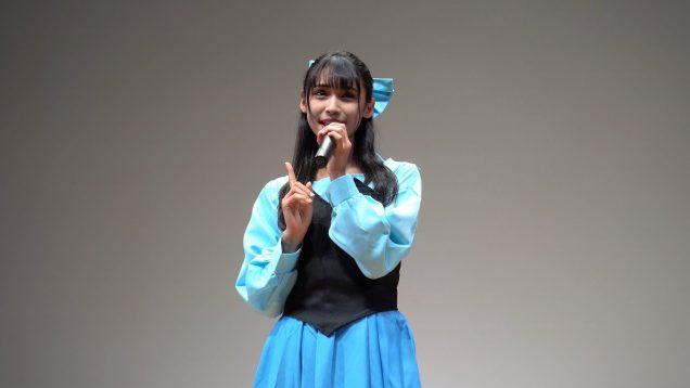 【4K】Angie(→Wonderland) JS&JCアイドルソロSP @渋谷アイドル劇場 2019.08.31