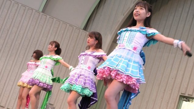 Clapotis (クラポティ) 2019/08/30 @上野公園水上音楽堂