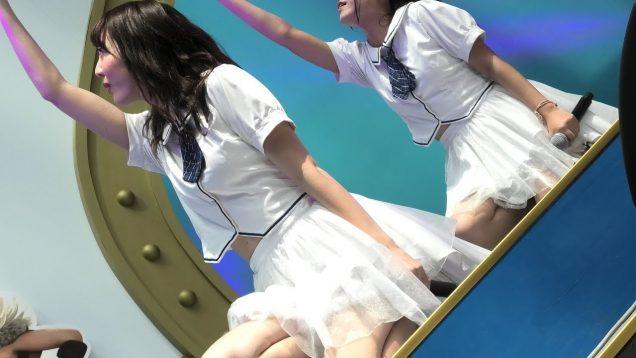 【WT☆Egret】2019/08/24「果てない空」決勝戦 汐留ロコドル甲子園(ホワイトイーグレット)