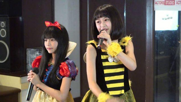 2019-10-22 アクターズスタジオ 『小中学生ハロウィンLIVE』 16.melody♪melody