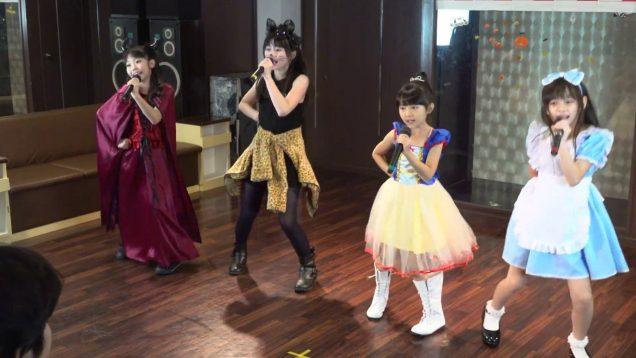 2019-10-22 アクターズスタジオ 『小中学生ハロウィンLIVE』 17.888~AngelNumber~