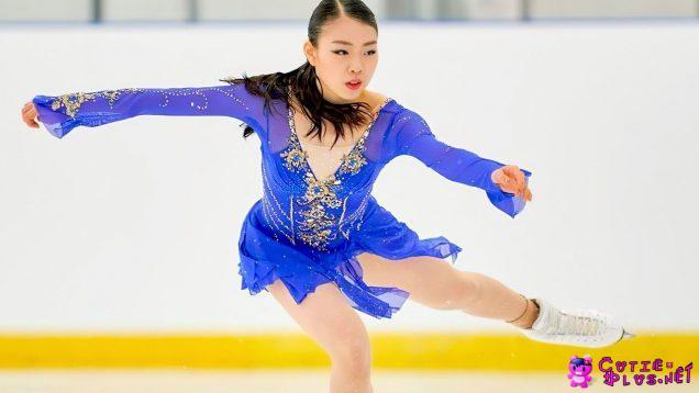 紀平梨花(きひら りか)フィギュアスケート 2019年 スケートカナダ ショートプログラム (Short Program) (2019 Skate Canada)【日本語解説】