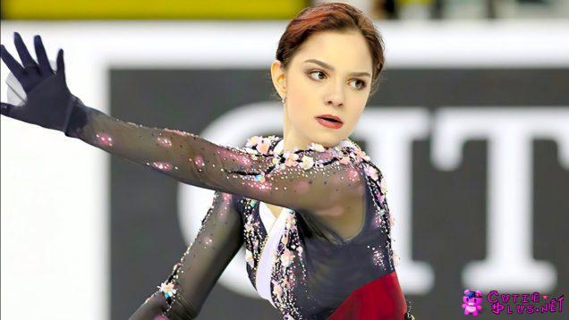 メドベージェワ(ロシア)フィギュアスケート 2019年 スケートカナダ フリースケーティング(Free skating)(2019 Skate Canada)