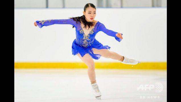 紀平梨花(きひら りか)フィギュアスケート 2019年 スケートカナダ (2019 Skate Canada)