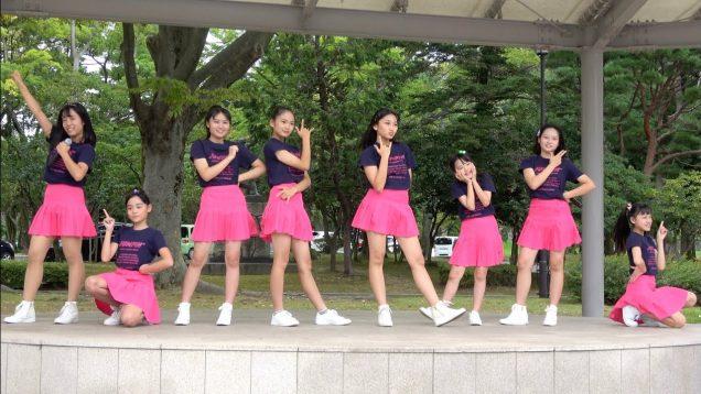 【4K】20190922 JUMPIN' (ジャンピン)「金沢スイーツフェア」1回目 in石川県金沢市・いしかわ四高記念公園