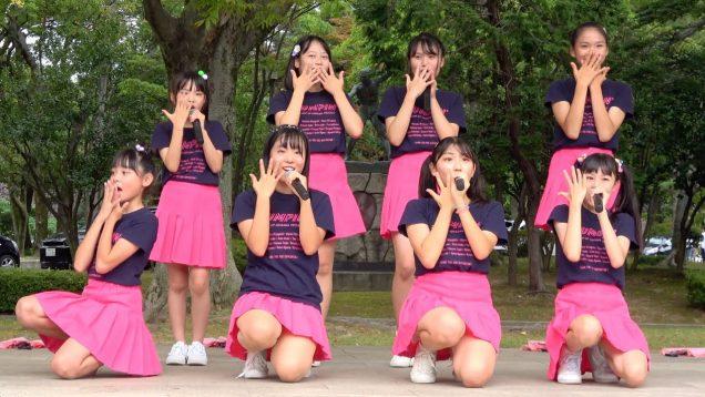 【4K】20190922 JUMPIN' (ジャンピン)「金沢スイーツフェア」2回目 in石川県金沢市・いしかわ四高記念公園