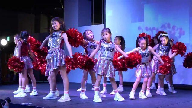 (1日目)4部 3.FLEX呉駅校CHEER KIDS 【KIDSNUMBER 2019】