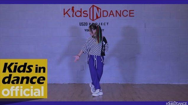 [키즈인댄스] 개인레슨반 Chris Brown – Undecided / Kids dancer _정예영
