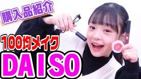 【DAISO】ひなたの100均メイク!!