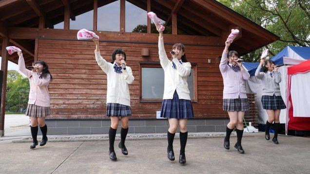 NEO☆学院[4K/60P]2019/10/6 福岡城下町サムライフェア-秋の陣