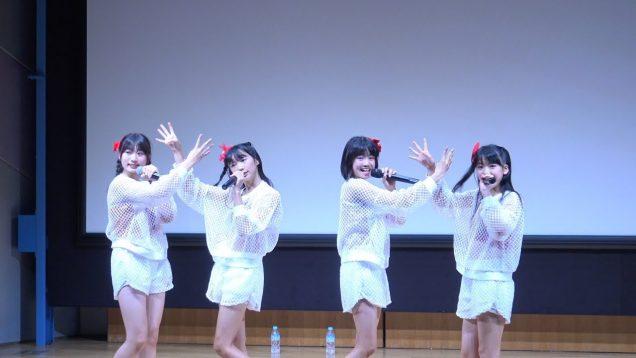 Si☆4(シーフォー) from Si☆Stella(システラ) @ 2019.11.04(Mon) 【4K】