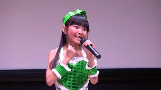 矢嶋彩乃 (Si☆Stella) 「あの空へ向かって」  2019.11.04 渋谷アイドル劇場 JS&JCアイドルソロSP