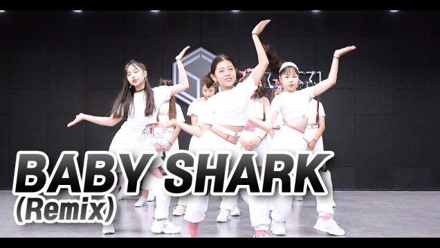 [stage631kids] kidsdance – 아기상어 – Baby Shark / choreo by #마이라벨