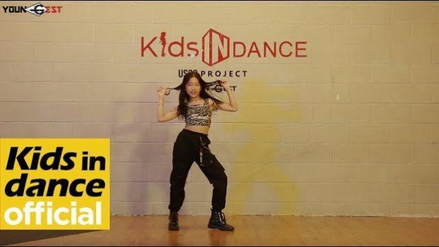 [키즈인댄스] 영기스트(Youngest) K-POP Cover 댄스 선미(SUNMI) – (날라리) LALALAY 태현
