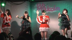 Si☆4 新曲『あなたとテレパシー(表記?)』2019.12.22 渋谷MALCOLM