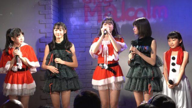 Si☆Stella 48thワンマン前半 2019.12.22 渋谷MALCOLM
