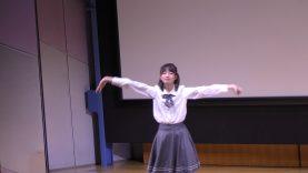 ①愛の種(モーニング娘。)(1997年)/柏結菜(14)(中2)(Si☆4)2020.02.02@渋谷アイドル劇場