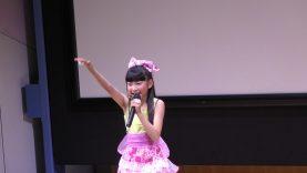 ⑥走れ!(ももいろクローバー)(2010年)/矢嶋彩乃(9)(小3)(Si☆Stella)2020.02.02@渋谷アイドル劇場