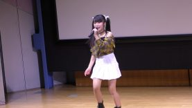 ②金曜日のおはよう(HoneyWorks feat.GUMI)(2014年)/MIDUKI(14)(中2)(パスキャン-pastel candy-)2020.02.02@渋谷アイドル劇場