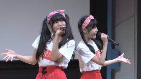 13 ろっきゅんろーる♪『淋しい熱帯魚(Wink)』2020.7.26 レッツゴーヤング~JSJCが80年代アイドルを歌う~ 渋谷アイドル劇場
