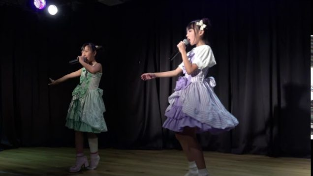 Pinky Rabbits(唯&響野ユリア) 中目黒TRY 2020.09.20