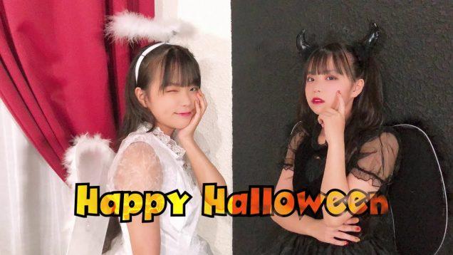 【のんJC1】Happy Halloween 踊ってみた【天使と悪魔】