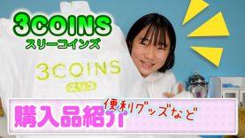 スリコ【3COINS】スリーコインズで購入した♪かわいい♪商品をご紹介