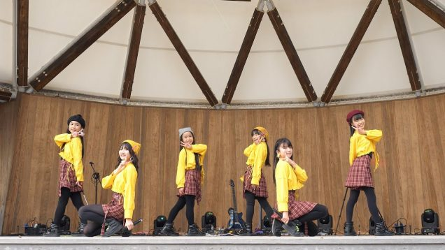 【4K60P】IMZip(アイムジップ) Authentic(オーセンティック) in 木場潟公園 植樹祭メモリアルステージ  1回目 2020/11/29