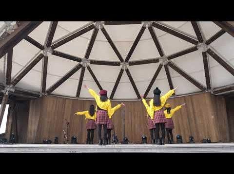 【4K60P】IMZip(アイムジップ) Authentic(オーセンティック) in 木場潟公園 植樹祭メモリアルステージ  1回目 2020/11/29 固定カメラ