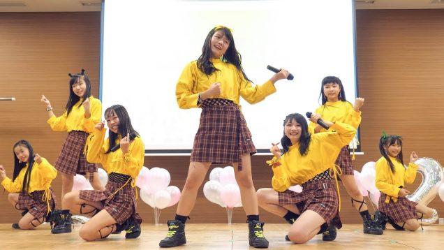 【4K60P】IMZip(アイムジップ) 優以香・愛理・璃音 IMZip卒業LIVE 前半 2020/12/27